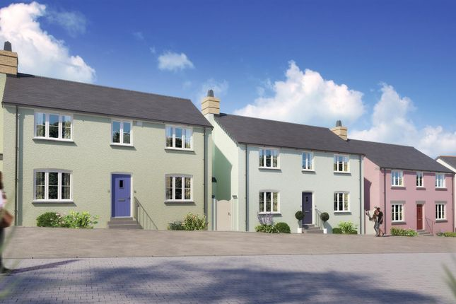 Thumbnail Detached house for sale in Newquay