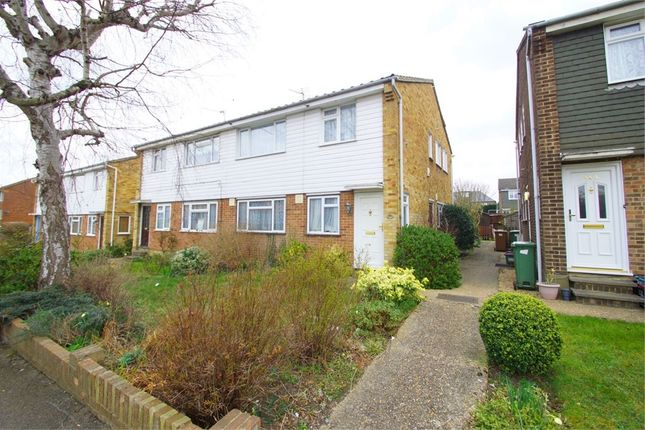 Thumbnail Maisonette to rent in Hatherley Road, Sidcup, Kent