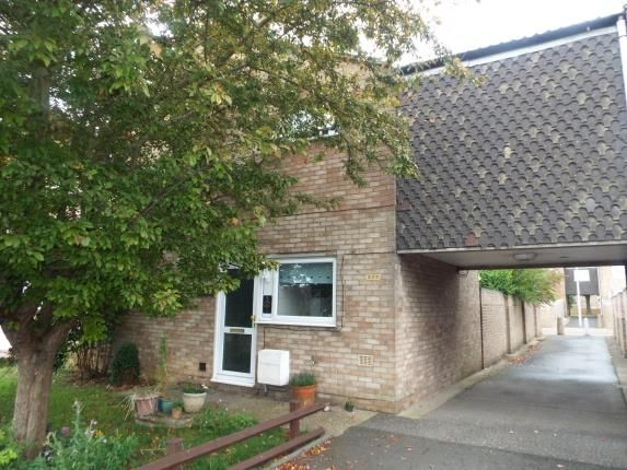 Thumbnail End terrace house for sale in Bronte Road, Witham