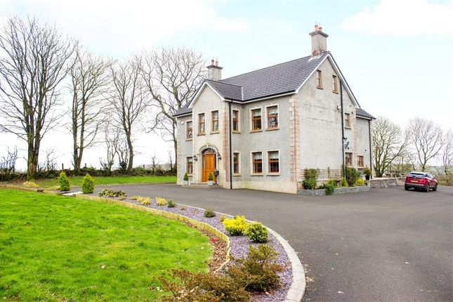 Thumbnail Detached house for sale in Glenleslie Road, Clough, Ballymena, County Antrim