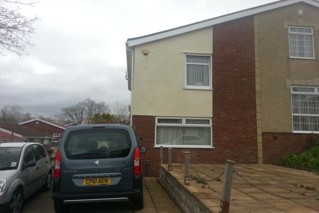 3 bedroom semi-detached house to rent in Ogmore Place, Bonymaen, Swansea