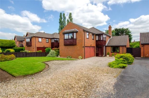 Thumbnail Detached house for sale in Chamberlain Road, Worcester