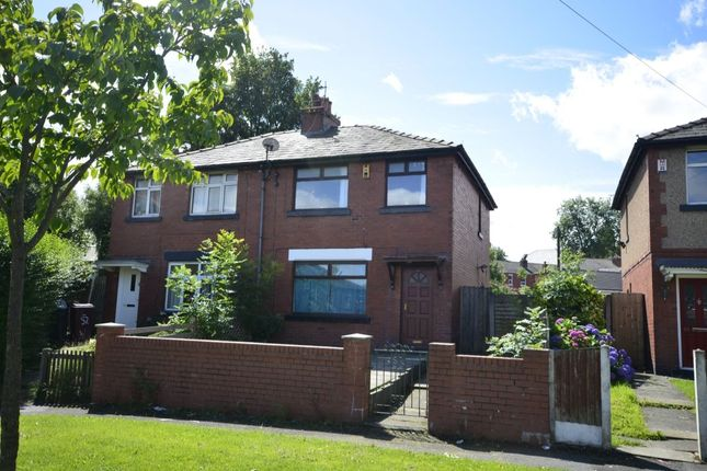 Thumbnail Semi-detached house for sale in Carlton Street, Farnworth, Bolton