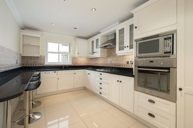 South end row london w8 5 bedroom town house for sale for Kitchen design 4m x 2m
