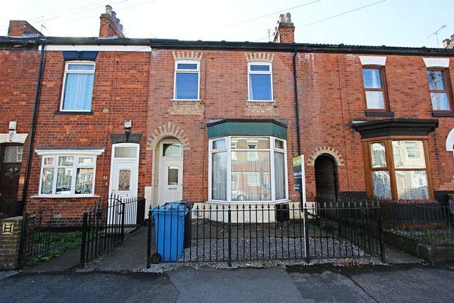 Thumbnail Terraced house for sale in De Grey Street, Hull