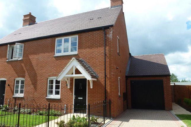 Thumbnail Property to rent in Halestrap Way, Kings Sutton, Banbury