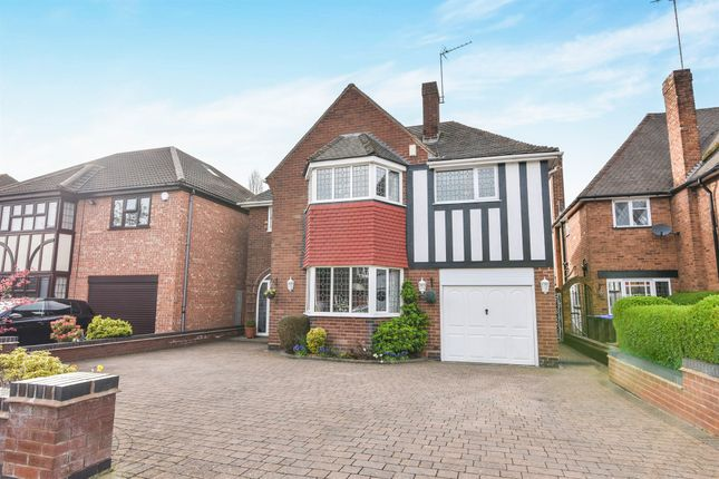 Thumbnail Detached house for sale in Pear Tree Drive, Great Barr, Birmingham