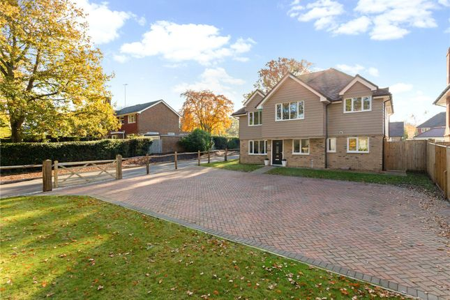 Thumbnail Detached house for sale in Oak Grange, Folders Lane, Burgess Hill, West Sussex