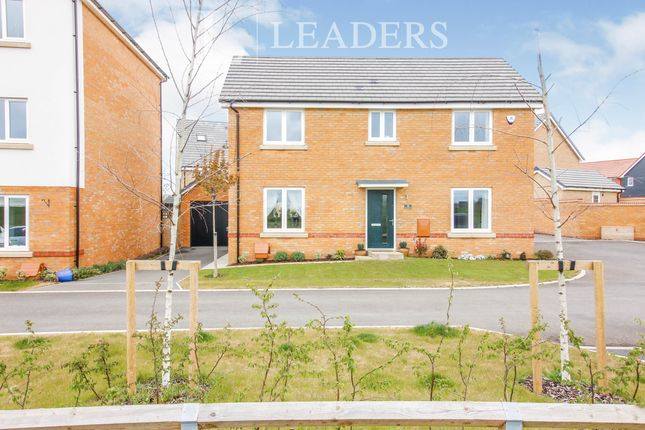 4 bed detached house to rent in Chevry Close, Glebe Farm, Milton Keynes MK17