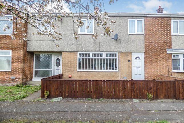 Thumbnail Terraced house to rent in St. Oswalds, Hebburn