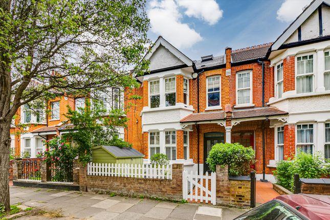 Thumbnail Terraced house for sale in Larden Road, London W3.