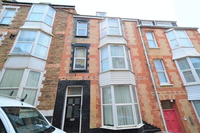 Thumbnail 1 bed property to rent in Bedsit, Oxford Grove, Ilfracombe
