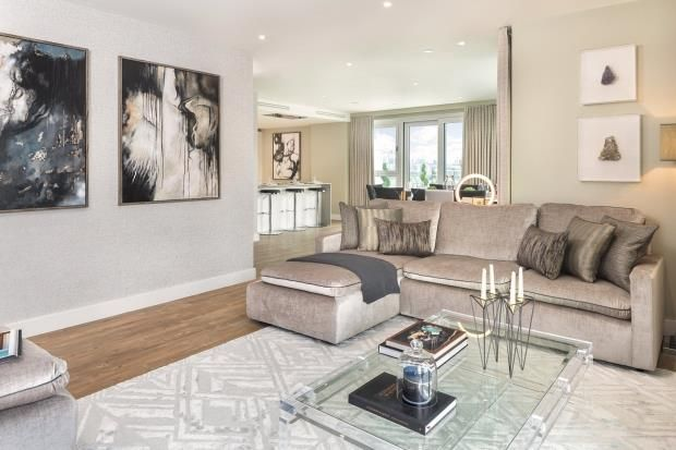 Thumbnail Flat for sale in Waterford Point, Nine Elms Point