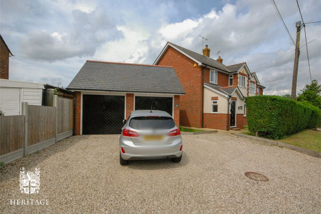 Thumbnail Semi-detached house for sale in Captains Wood Road, Great Totham, Essex