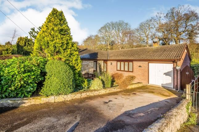 Thumbnail Bungalow for sale in Cae Fron, Denbigh, Denbighshire, North Wales