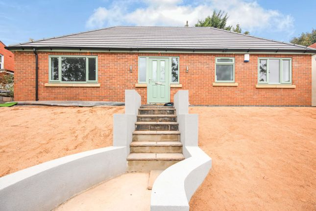 Thumbnail Detached bungalow for sale in Abbotts Lane, Coventry