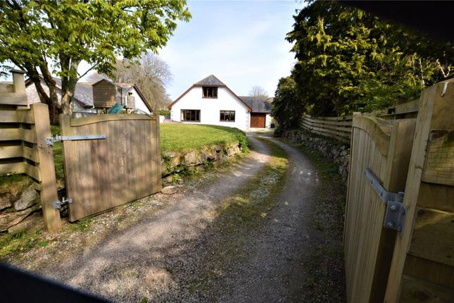 Thumbnail Detached house for sale in Lowenac Gardens, Camborne, Cornwall