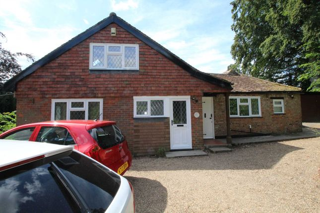 Thumbnail Bungalow to rent in Swing Gate Lane, Berkhamsted