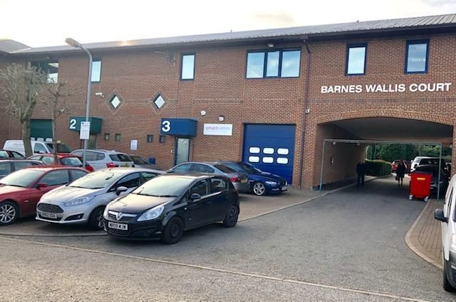 Thumbnail Light industrial to let in Unit 3, Barnes Wallis Court, Wellington Road, Cressex Business Park, High Wycombe, Bucks