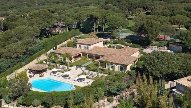 Thumbnail Property for sale in Ramatuelle / Saint-Tropez, Var Coast, French Riviera, 83350