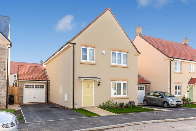 Thumbnail Detached house for sale in Sundew Road, Emersons Green, Bristol