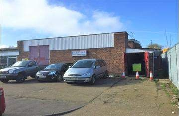 Thumbnail Commercial property to let in Lyon Way, St. Albans