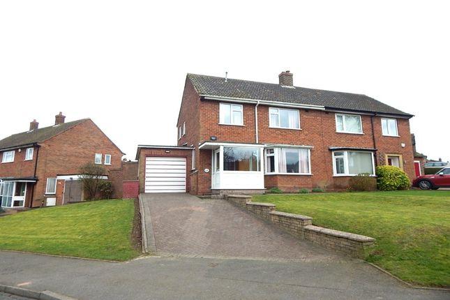 Thumbnail Semi-detached house for sale in Spiceland Road, Bournville Village Trust, Birmingham