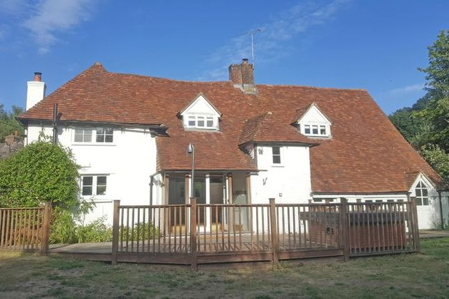Thumbnail Cottage for sale in Chilworth Old Village, Chilworth, Southampton