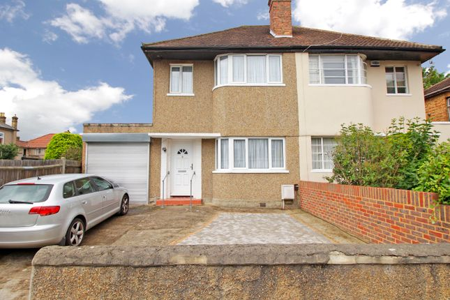 Thumbnail Semi-detached house to rent in Beacon Road, Hither Green