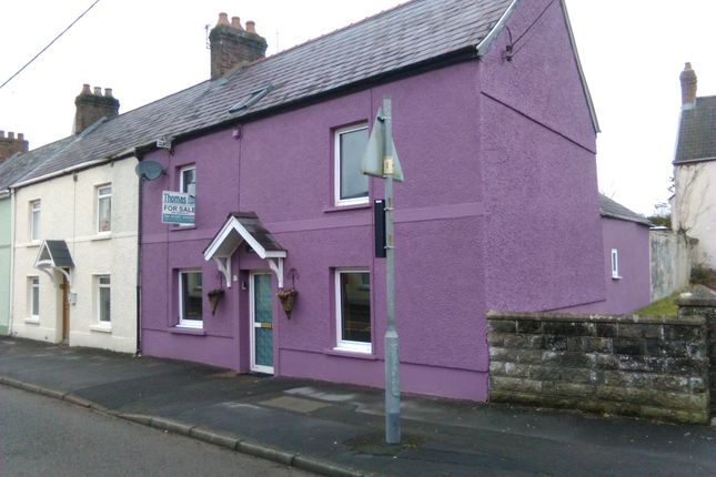 Thumbnail Cottage to rent in Tudor Cottage, 60 High Street, Abergwili, Carmarthen