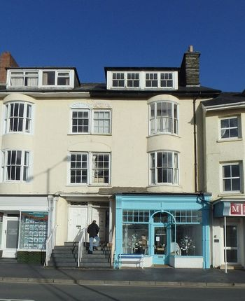 Thumbnail Flat to rent in Glandovey Terrace, Aberdovey