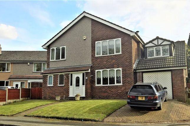 Thumbnail Detached house for sale in Alderbank Close, Kearsley, Bolton