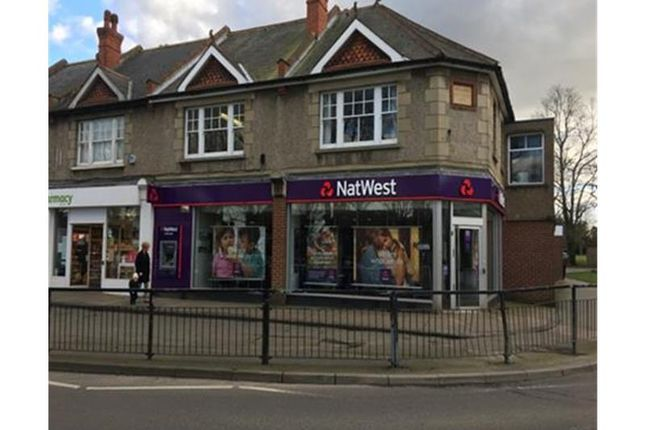 Thumbnail Retail premises for sale in Natwest - Former, 42-44, The Green, Warlingham, Surrey, UK
