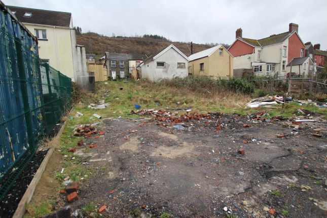 Thumbnail Land for sale in John Street, Abercwmboi, Aberdare
