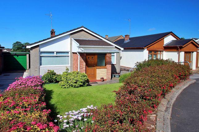 2 bed detached bungalow for sale in Lowland Drive, Tonteg, Pontypridd CF38