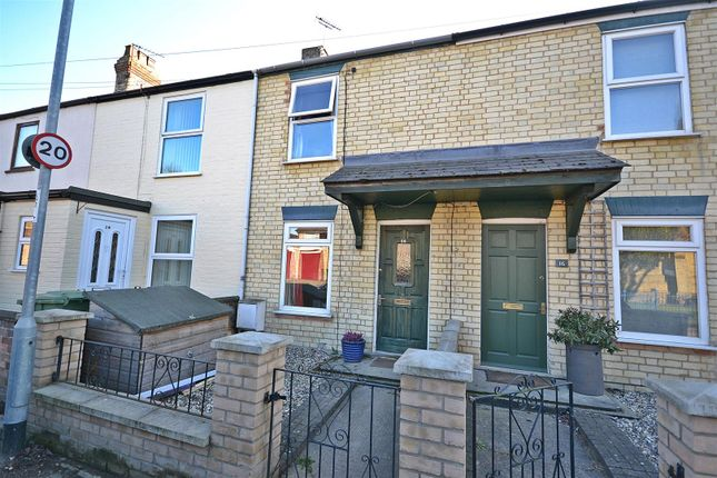 Thumbnail Terraced house for sale in Fishers Lane, Cherry Hinton, Cambridge