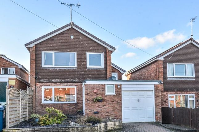 3 bed detached house for sale in St. Chads Road, Eccleshall, Stafford ST21