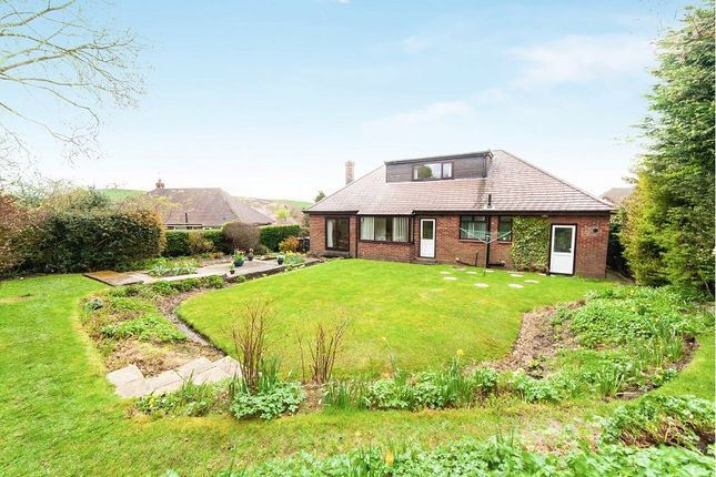 Thumbnail Detached bungalow for sale in Lane Brow, Grotton, Oldham