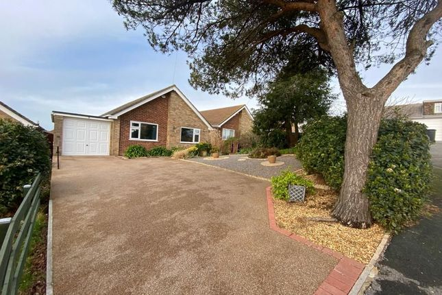 Thumbnail Detached bungalow for sale in Kenmoor Close, Preston, Weymouth