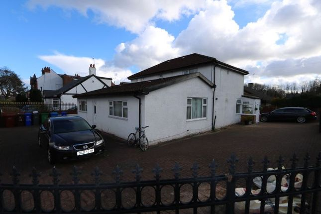 Thumbnail Bungalow for sale in Kingsbrook Road, Chorlton Cum Hardy, Manchester