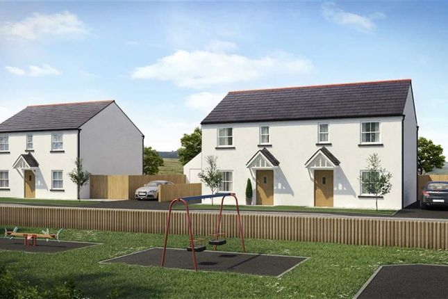 Thumbnail Detached house for sale in Mill Terrace, Pant Y Ffynnon, Ammanford, Carmarthenshire