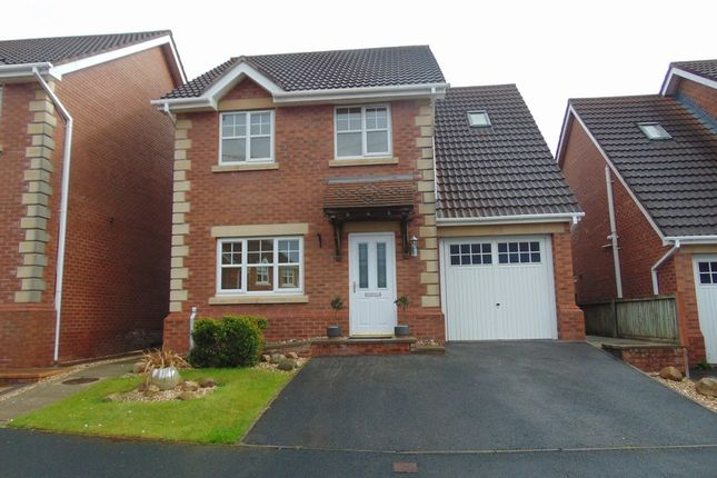 Thumbnail Detached house for sale in Maes Penrhyn, Llanelli, Llanelli
