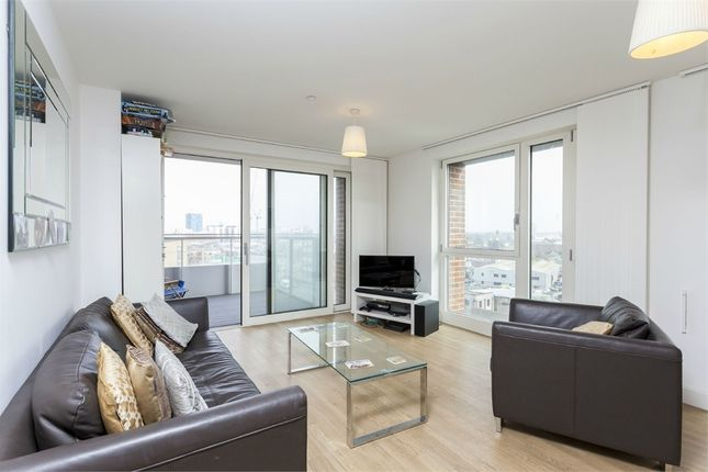 Thumbnail Flat to rent in Marner Point, 1 Jefferson Plaza, London