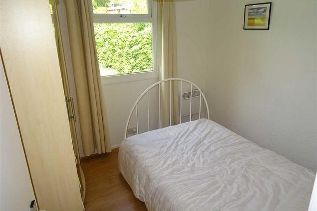Bedroom Three: of Chalet, 61, Erw Porthor, Tywyn, Gwynedd LL36