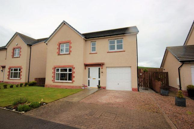 Thumbnail Detached house for sale in West Park, Inverbervie