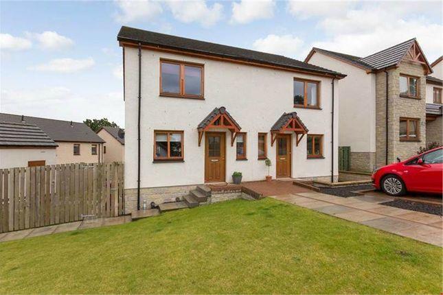 Thumbnail Semi-detached house for sale in Bearehill Loan, Brechin, Angus