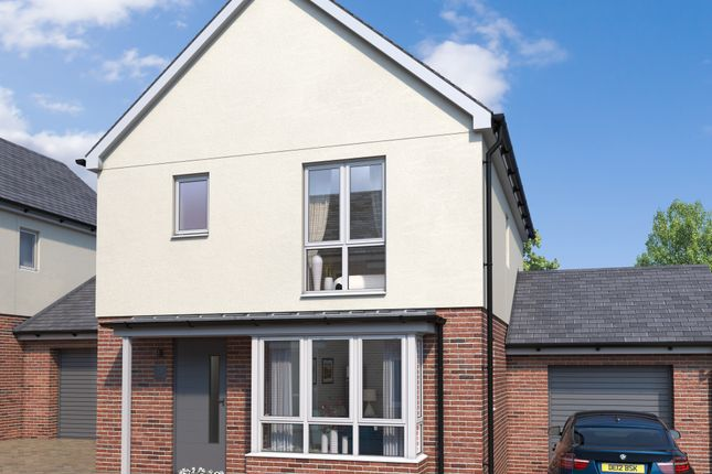 Thumbnail Detached house for sale in Plot 162, High Tree Lane, Tunbridge Wells