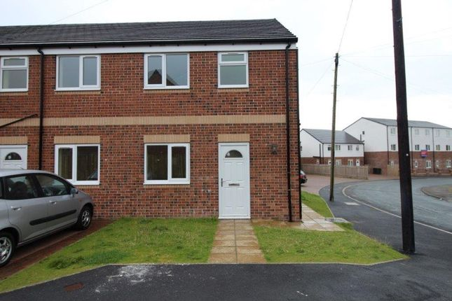 Thumbnail Terraced house to rent in Bretton Court, The Crescent, Buttershaw, Bradford