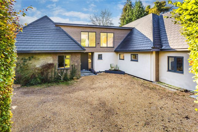 Thumbnail Detached house for sale in Gatton Bottom, Merstham, Surrey