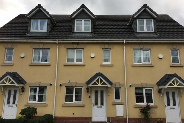 Thumbnail Terraced house to rent in 38, Parc Hafod, Four Crosses, Llanymynech, Powys